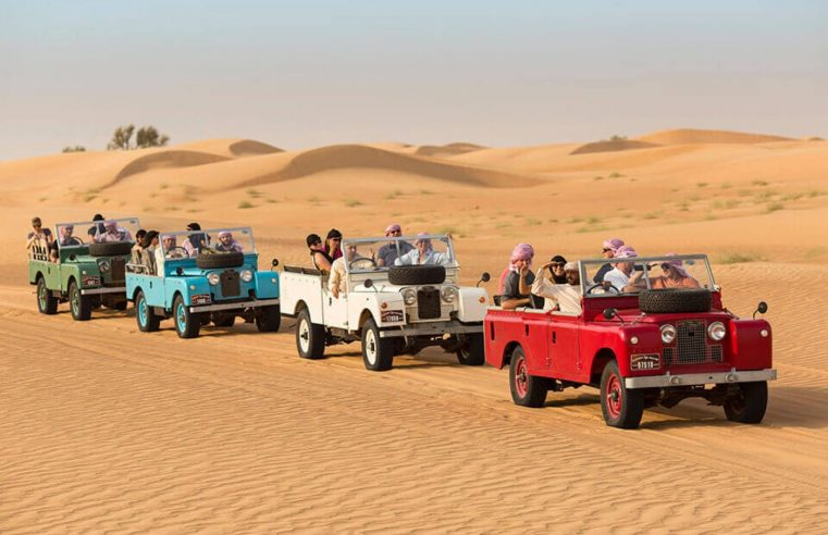 Morning Desert Tour A Very Relaxing Experience