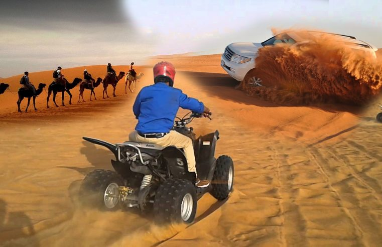 Best desert safari in Dubai deals