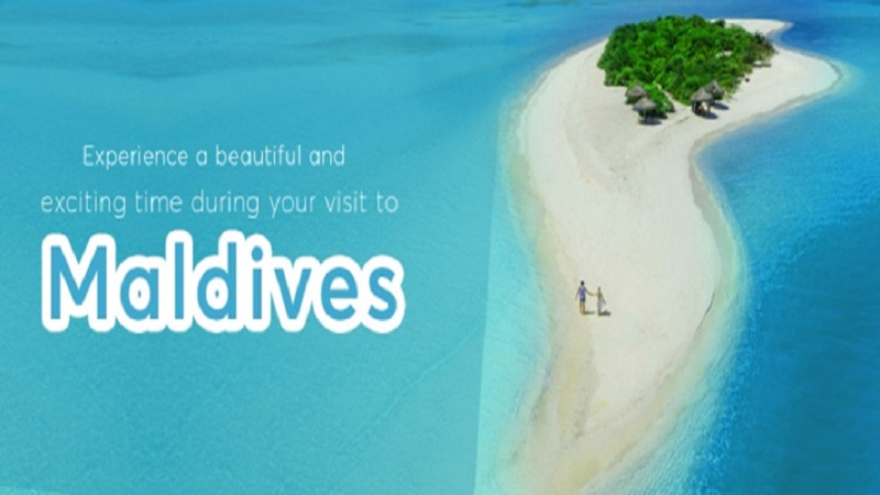 Want to vacation? Join us on tour to the Maldives