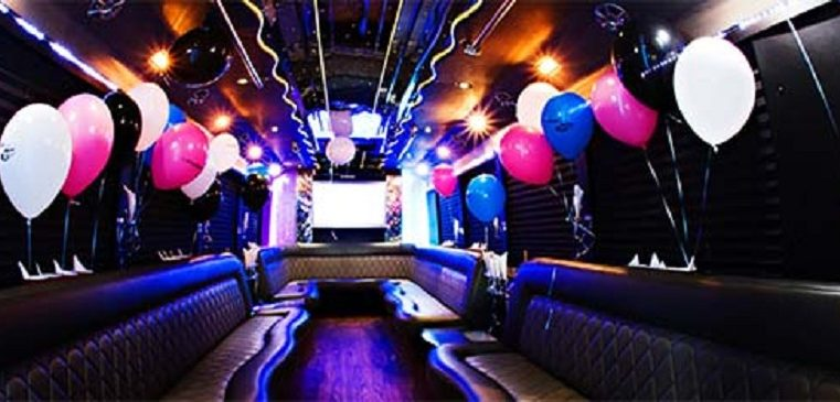 Why Choose A Party Bus For Birthday Parties?