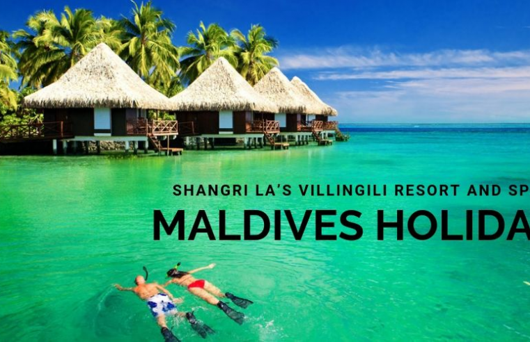 Spend Your Next Maldives Holiday in the Lap of Luxury at Shangri La's Villingili Resort and Spa