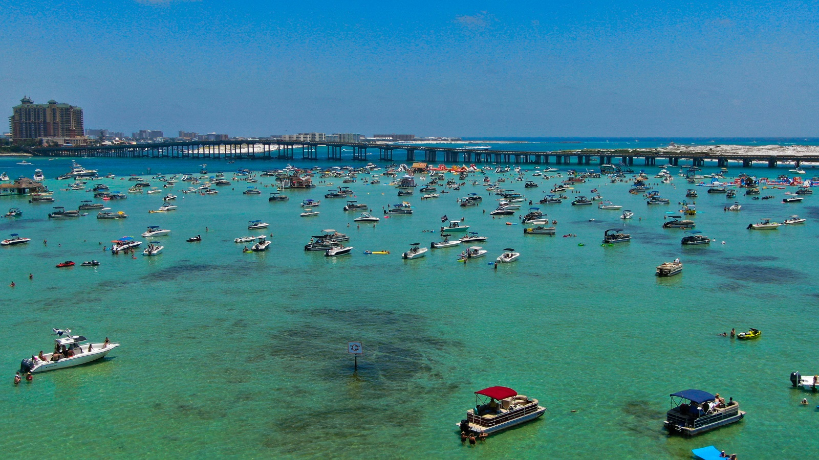 Travel Guide to Destin – What to Know About the Climatic Changes in This Place